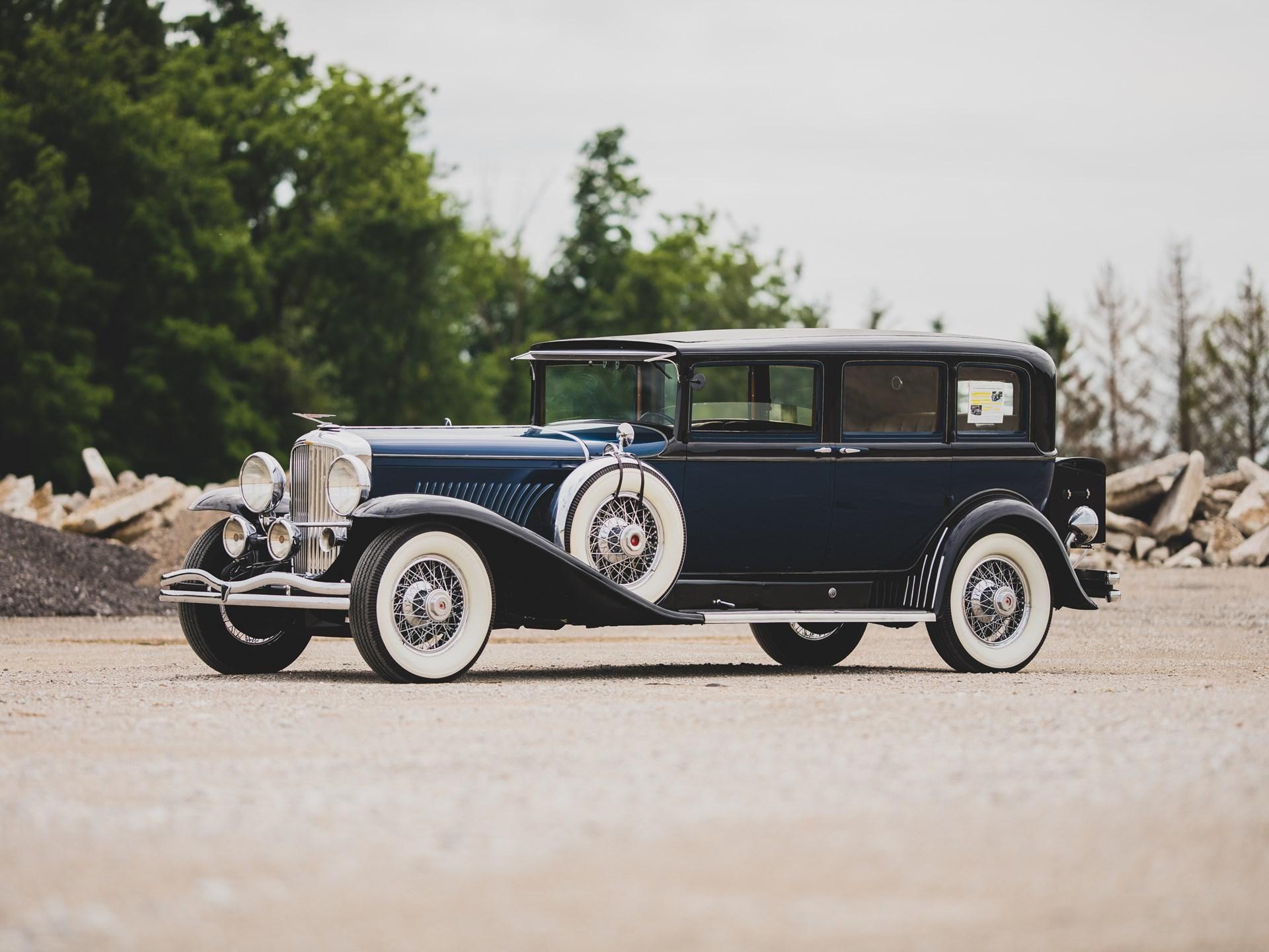 1931 Duesenberg Model J Limousine by Willoughby