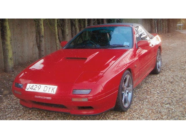 1992 Mazda RX-7 Turbo Convertible