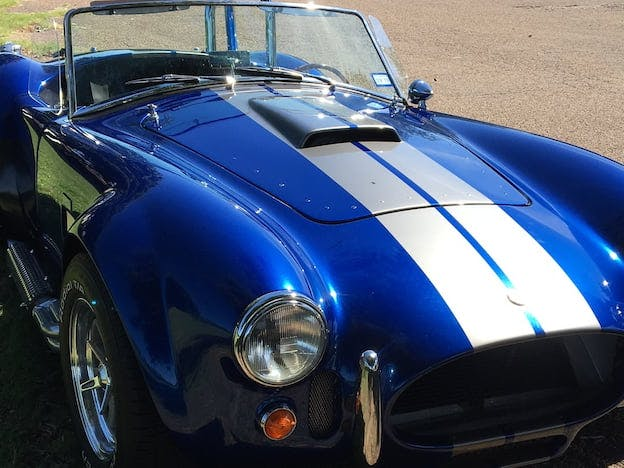 1965 Factory Five Shelby Cobra Replica
