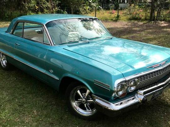 1963 Chevrolet Impala SS