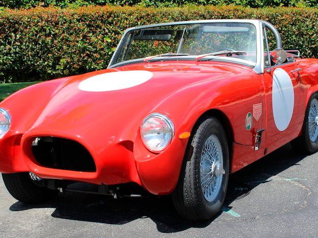 1965 Austin-Healey MKIII Bugeye Sprite