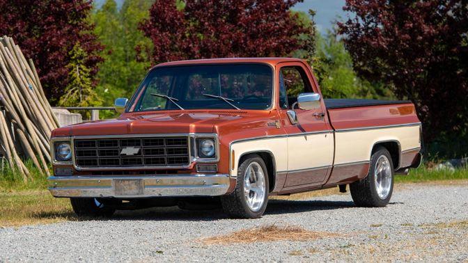1978 Chevrolet C10 Pickup