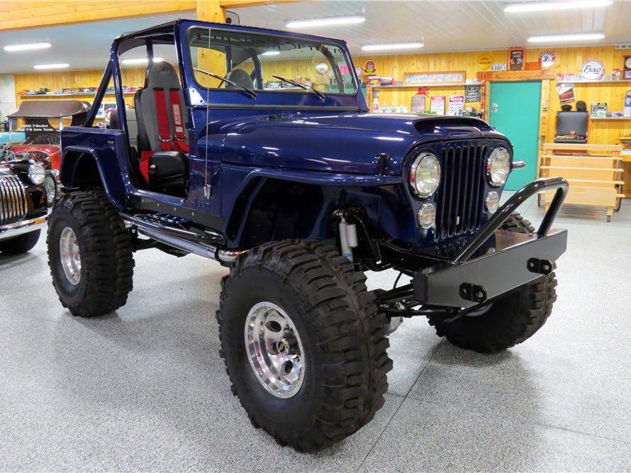 1980 Jeep CJ7 Custom SUV