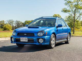 2003 Subaru Impreza Wrx Wagon 5-Speed