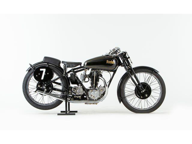 1933 Rudge 499CC TT Replica Racing Motorcycle