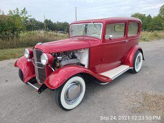1932 Ford Sedan