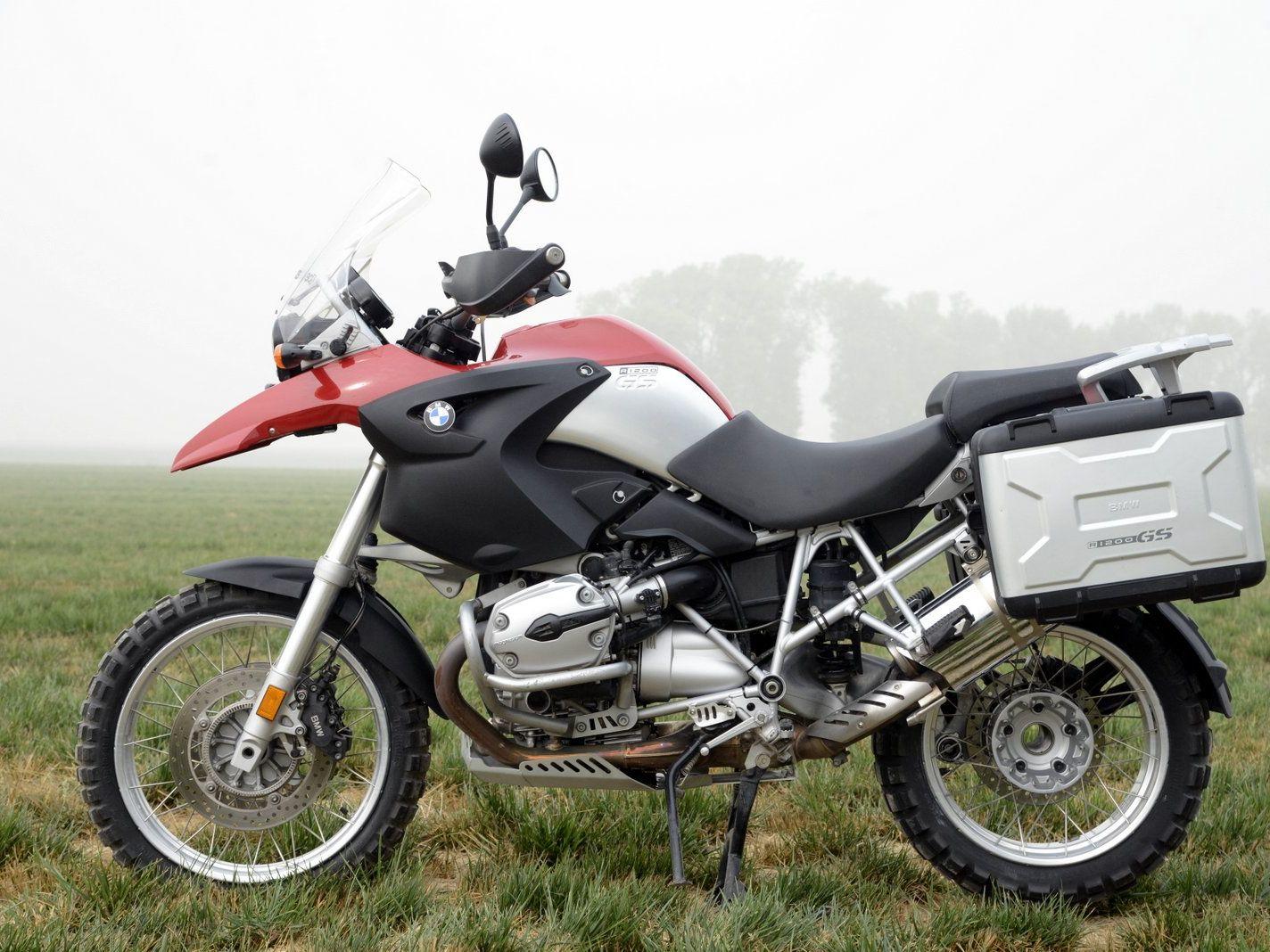 2005 BMW R1200GS