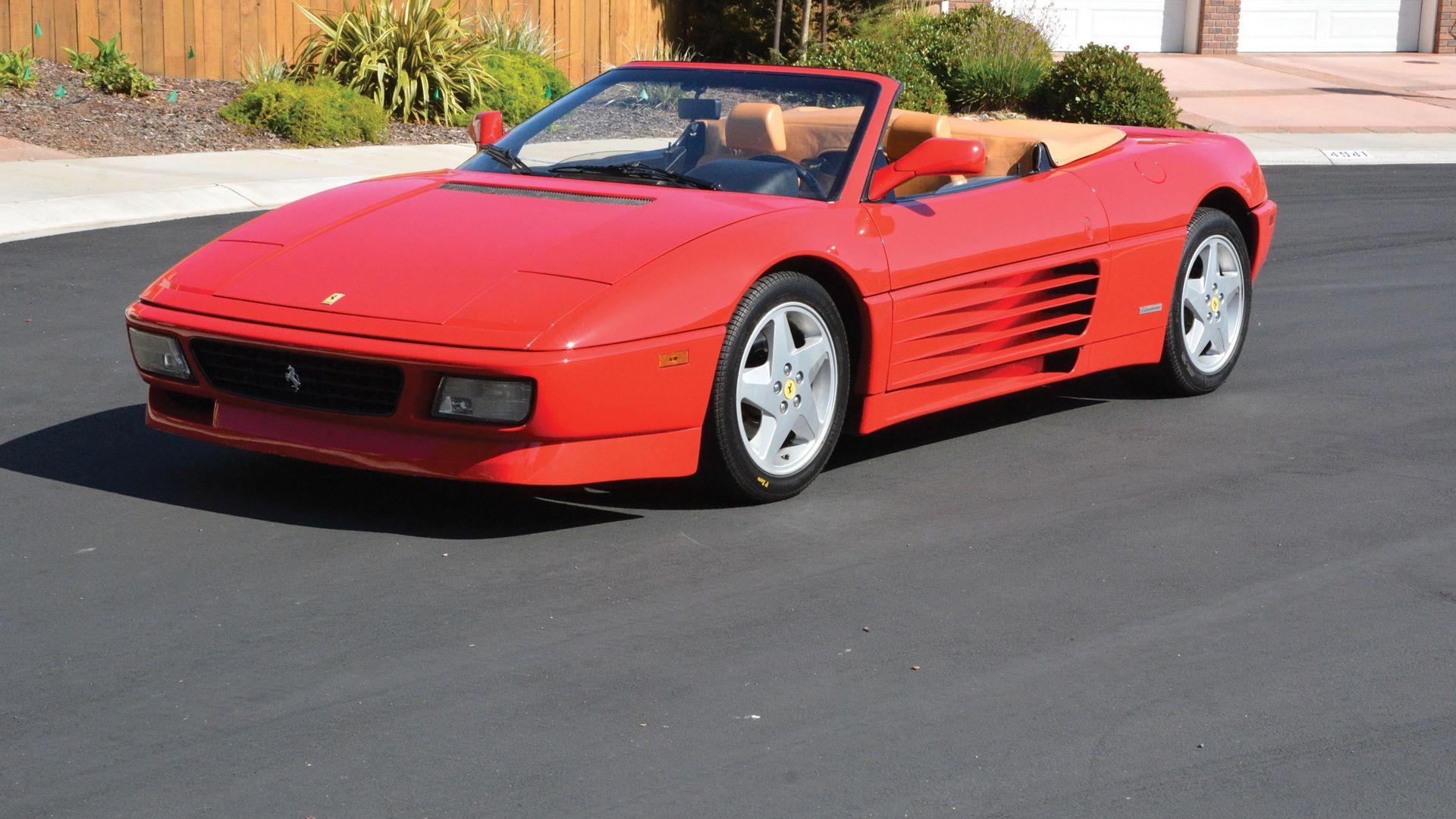 1994 Ferrari 348 Spider Classic Com