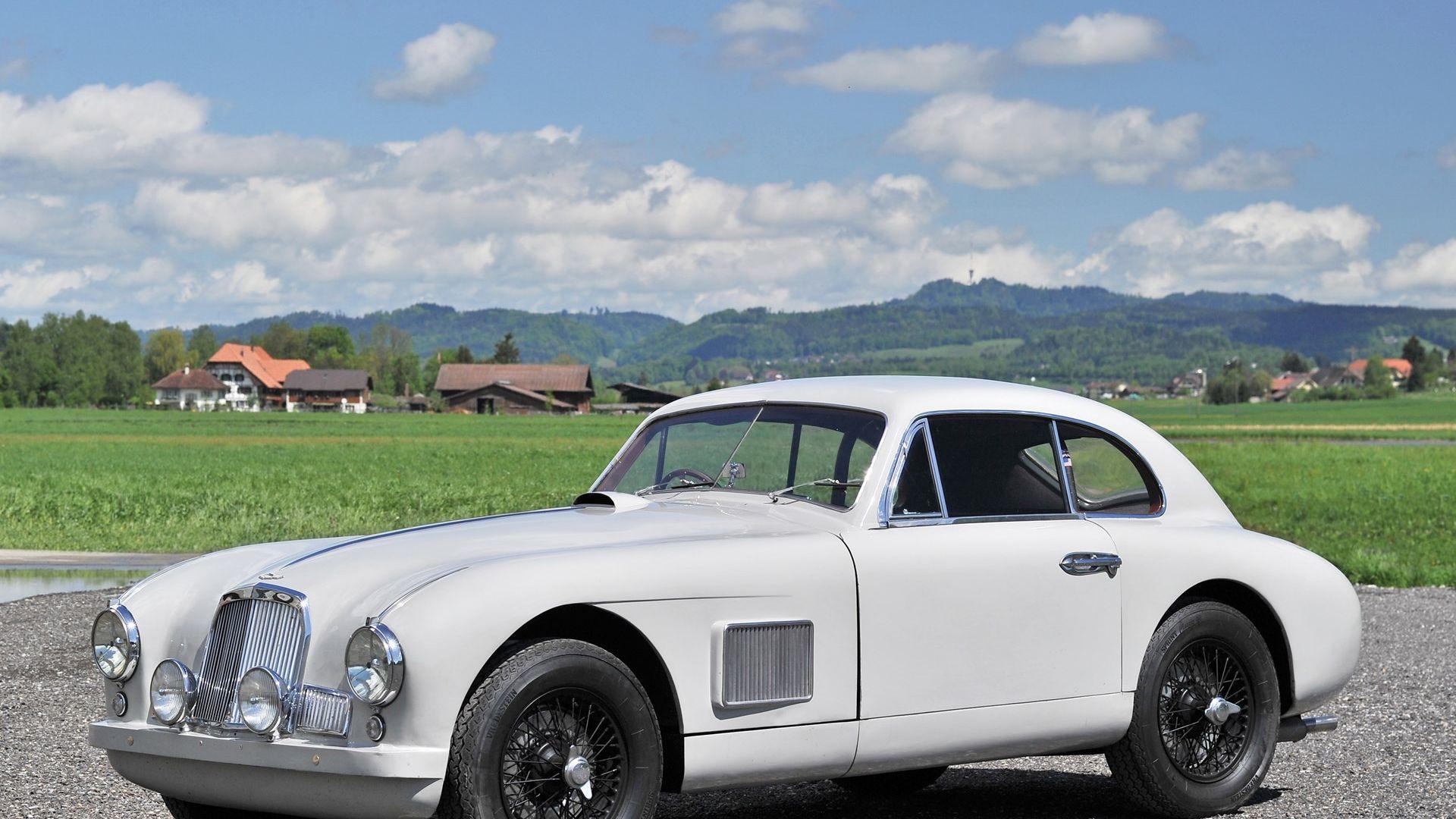 1950 Aston Martin Db2 Vantage Vin Lml 50 19 Classic Com
