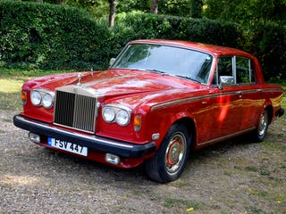 1977 Rolls-Royce Silver Shadow II