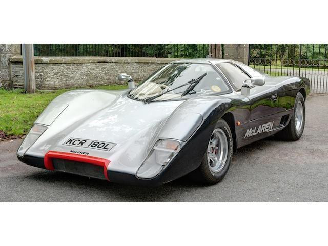 1972 u.v.a.mclaren Replica M6 GT