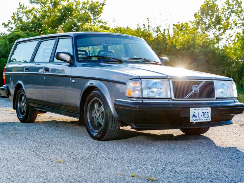 1992 Volvo 240 Wagon 5-Speed