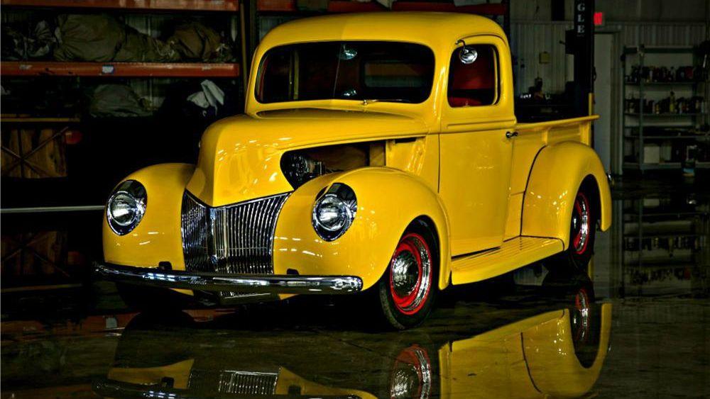 1947 Ford Custom Pickup