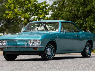 1967 Chevrolet Corvair 500 Sport Coupe