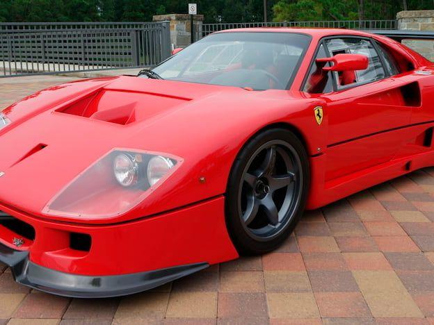 Ferrari F40 Market Classic Com