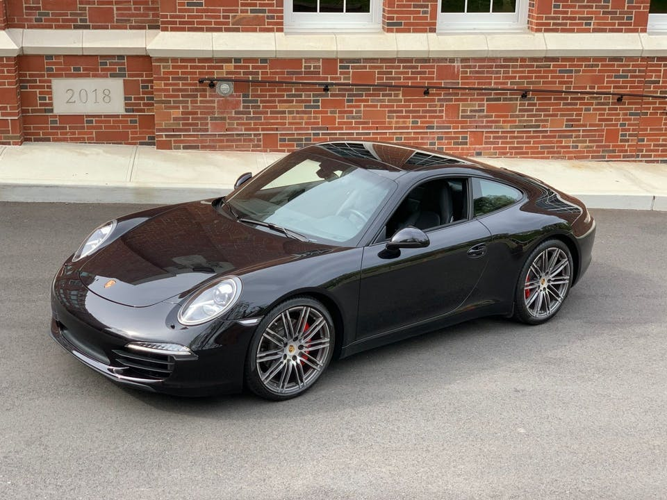 2015 Porsche Carrera S 7-Speed