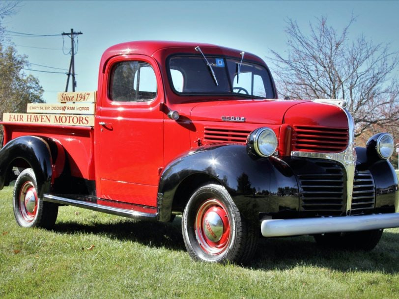 1947 Dodge Wc Pickup