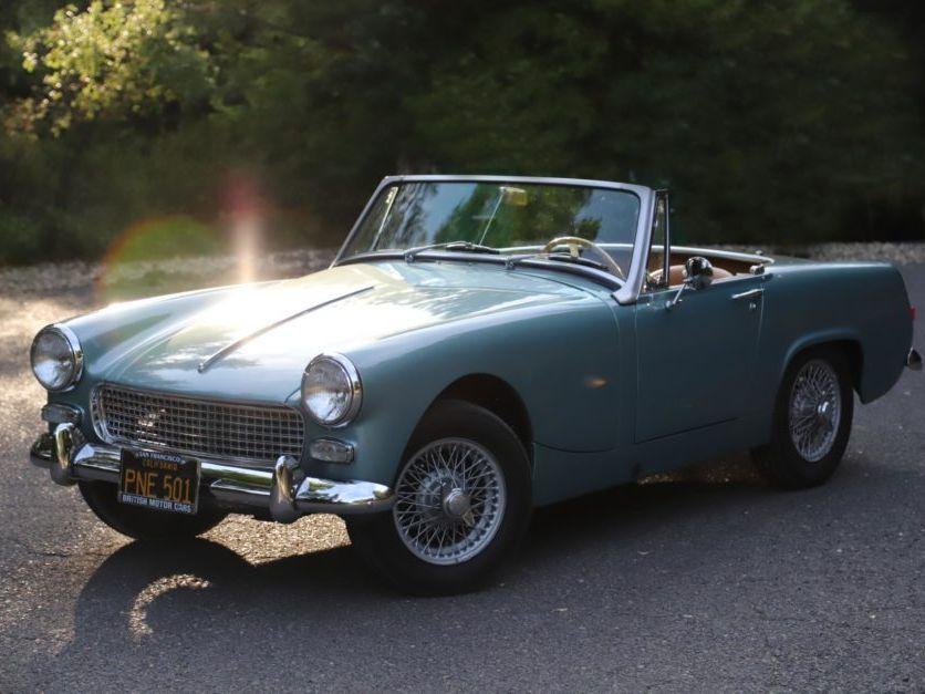 1964 MG Midget 5-Speed
