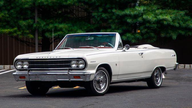 1964 Chevrolet Malibu SS Convertible
