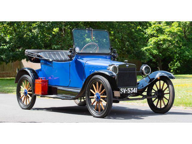1916 Saxon 12.1hp Two-Seater Roadster