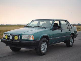 1995 Volvo 940 Turbo 6-Speed