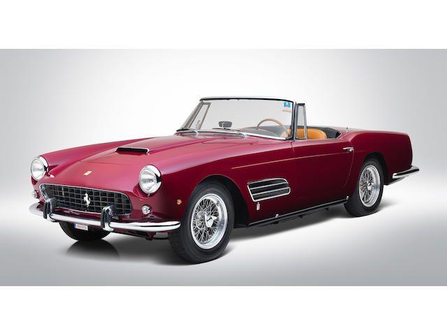 1960  Ferrari  250 GT Cabriolet S2