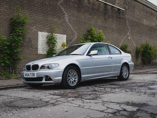2004 BMW 318Ci Es