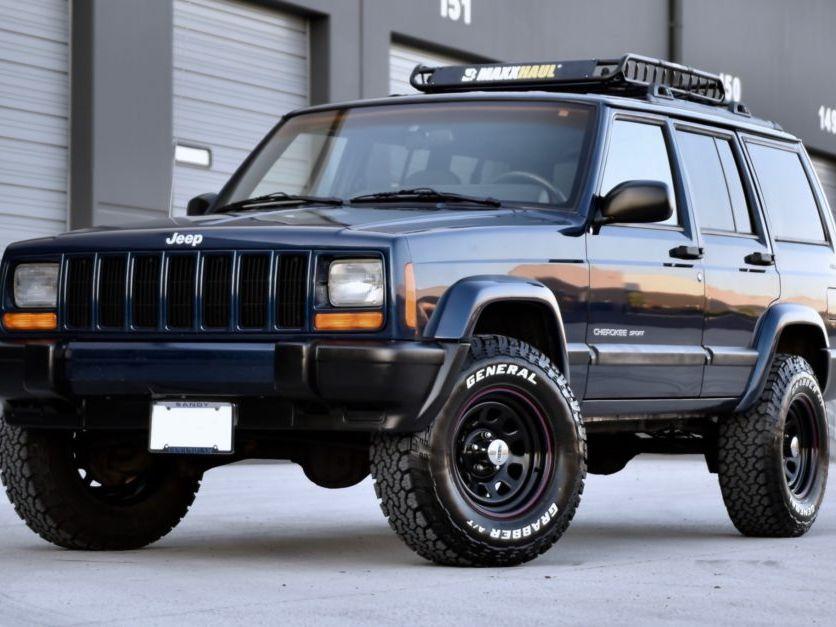 2001 Jeep Cherokee Sport 4×4
