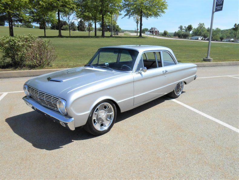 1962 Ford Falcon Custom
