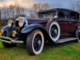 1930 Lincoln Sedan