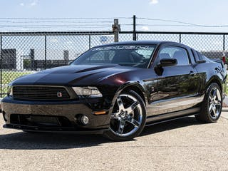 2012 Ford Mustang Roush Stage 1