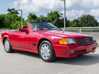 1994 Mercedes-Benz SL500