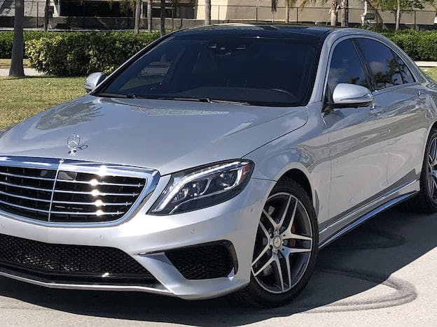 2014 Mercedes-Benz S550 Sport