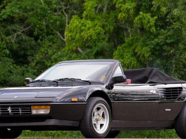 1986 Ferrari Mondial 2+2 Cabriolet