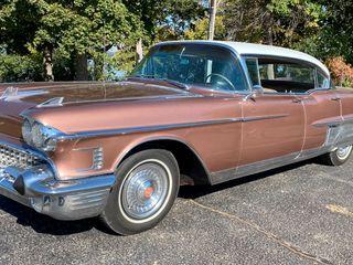 1958 Cadillac Series 60 Fleetwood Sedan
