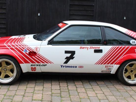 1985 Toyota Supra Group A Touring Car (Ex Barry Sheene)