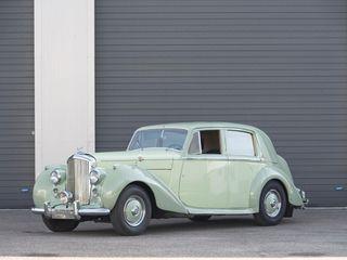 1950 Bentley Mkvi Saloon