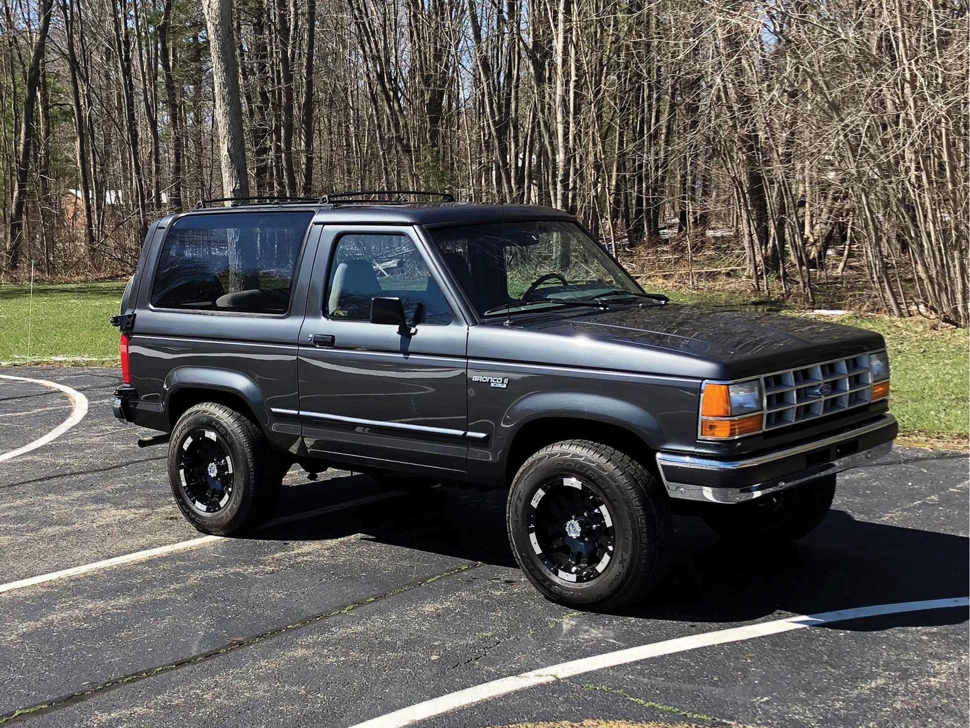 1990 Ford Bronco II Xt