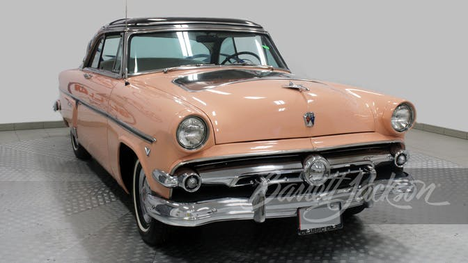 1954 Ford Skyliner 2 Door Hardtop