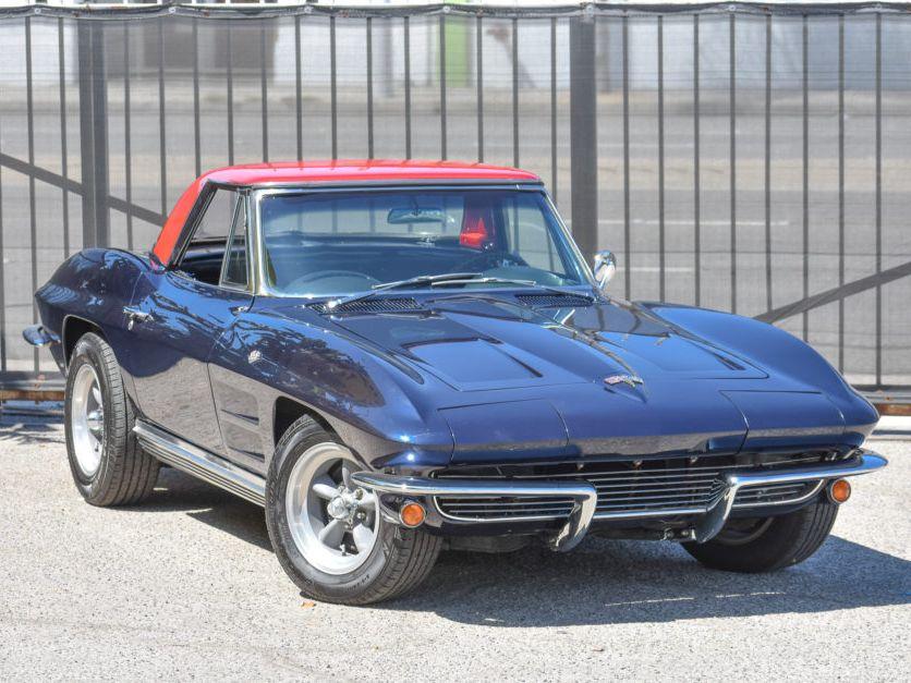 1964 Chevrolet Corvette Convertible 350Ci 4-Speed