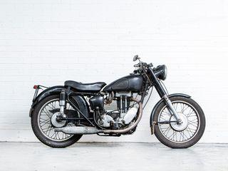 1954 Ajs 348CC Model 16MS