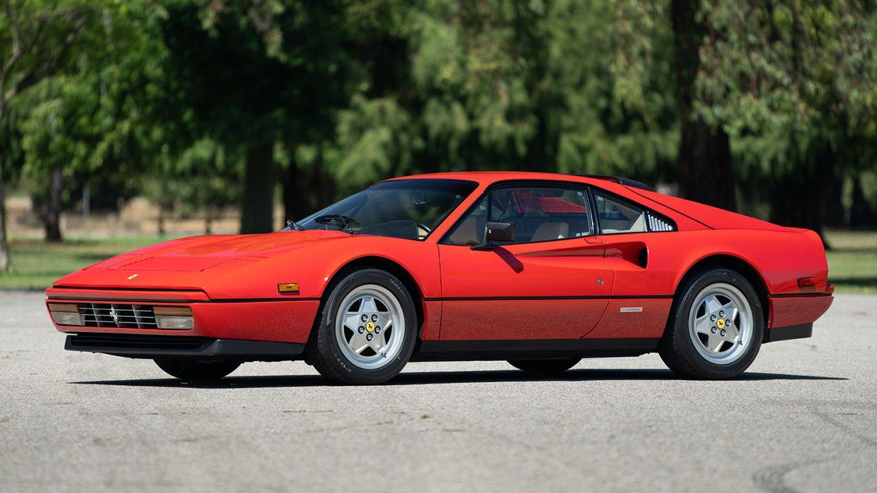 1988 Ferrari 328 Gtb Vin Zffxa19a2j0077338 Classic Com