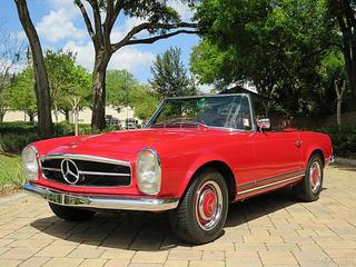 1965 Mercedes-Benz 230 SL 'Pagoda'