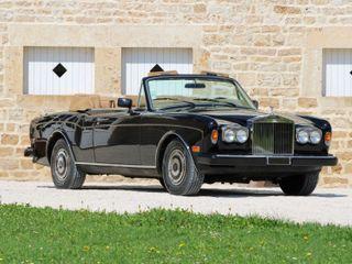 1988 Rolls-Royce Corniche II Convertible Par Mulliner Park Ward