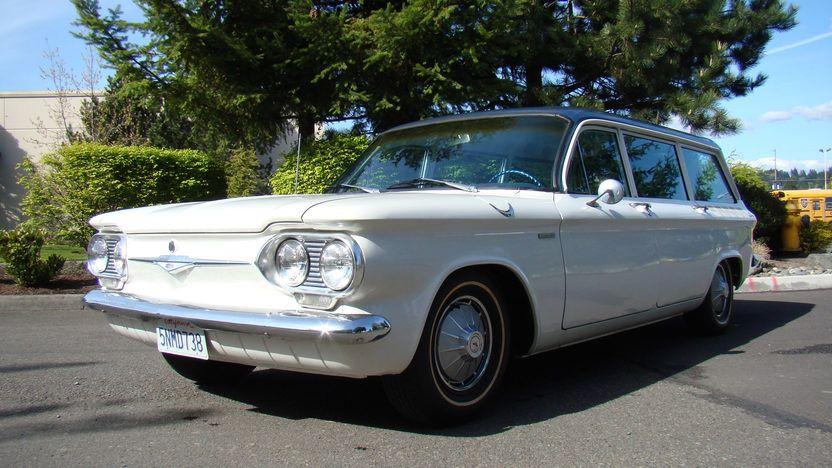 1961 Chevrolet Corvair Wagon