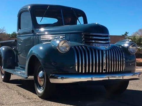 1942 Chevrolet Ak Series Pickup