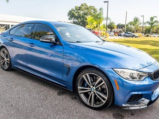 2016 BMW 435i xDrive Gran Coupe