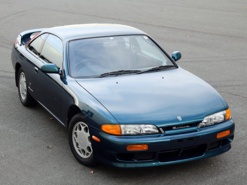 1994 Nissan Silvia 5-Speed