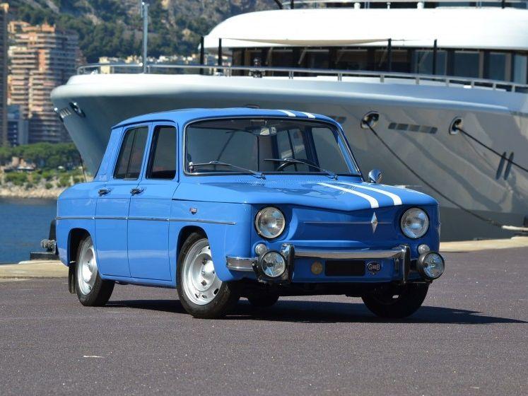 1965 Renault 8 Gordini 1100