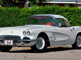 1961 Chevrolet Corvette Big Brake Tanker